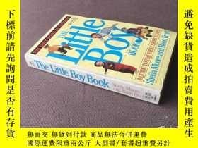 二手書博民逛書店The罕見Little Boy Book: A Guide to the First Eight Years (英