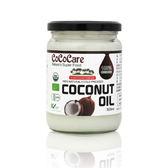 CoCoCare斯里蘭卡有機初榨冷壓椰子油500ml/罐