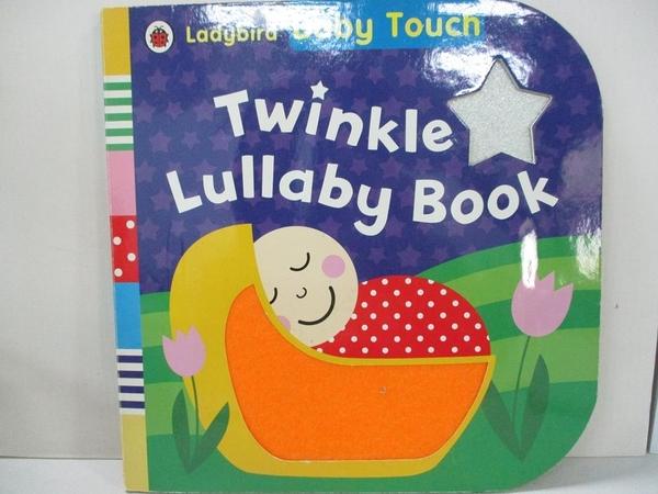 【書寶二手書T5/少年童書_EFH】Twinkle Lullaby Book_Fiona Land, Ladybird