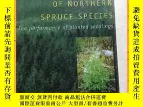 二手書博民逛書店英文書罕見ecophysiology of northern spruce species 北方雲杉的生態生理