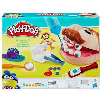 培樂多黏土 新天才小牙醫遊戲組 (Play-Doh) 5520