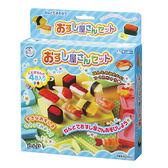 《 GINCHO 銀鳥 》黏土4色組 - 壽司店╭★ JOYBUS玩具百貨