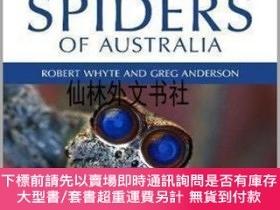 二手書博民逛書店【罕見】 A Field Guide to Spiders of AustraliaY27248 Whyte,