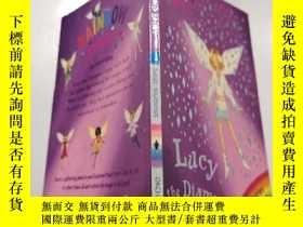 二手書博民逛書店luck罕見the diamond fairy : 幸運的鉆石仙女.Y212829
