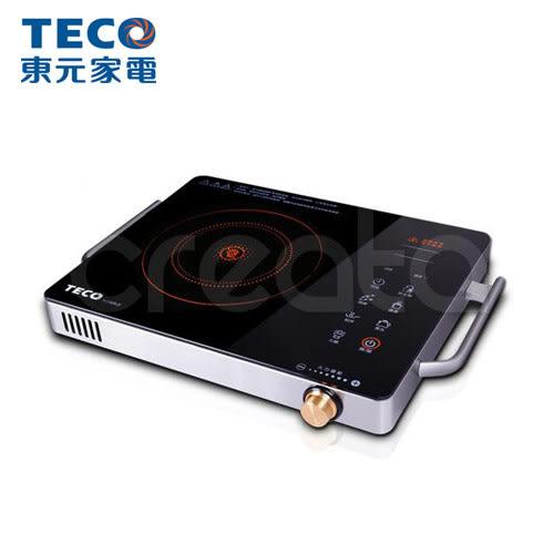 【TECO 東元】微電腦 飛梭觸控電陶爐(YJ1308CB)