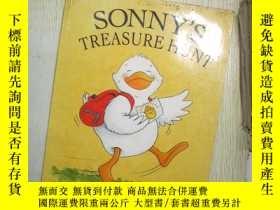 二手書博民逛書店SONNY S罕見TREASURE HUNT(03)Y18089