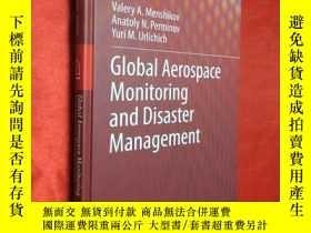 二手書博民逛書店Global罕見Aerospace Monitoring and