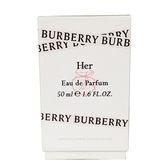BURBERRY HER 女性淡香精 50ML【岡山真愛香水化妝品批發館】