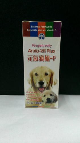 【培菓平價寵物網 】義大利Amio-Vif Plus元氣滴補-P營養補充液30ml (維他肝精護肝)