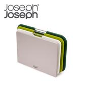 【Joseph Joseph】好抽取止滑砧板三件組(高原綠)