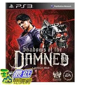 [美國直購 ShopUSA] 吸血鬼的陰影- PlayStation 3    Shadows of the Damned - Playstation 3 $935