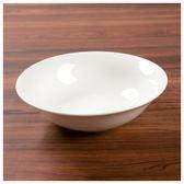 白色瓷器 圓碗 18cm A0082 NITORI宜得利家居