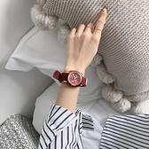 手表女情侶裝飾手表時尚潮流防水