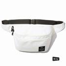 日本 KiU 182-908 白色 2用隨身包: 防潮防水胸包變背包 x 單肩包變雙肩包 沙灘袋 游泳袋