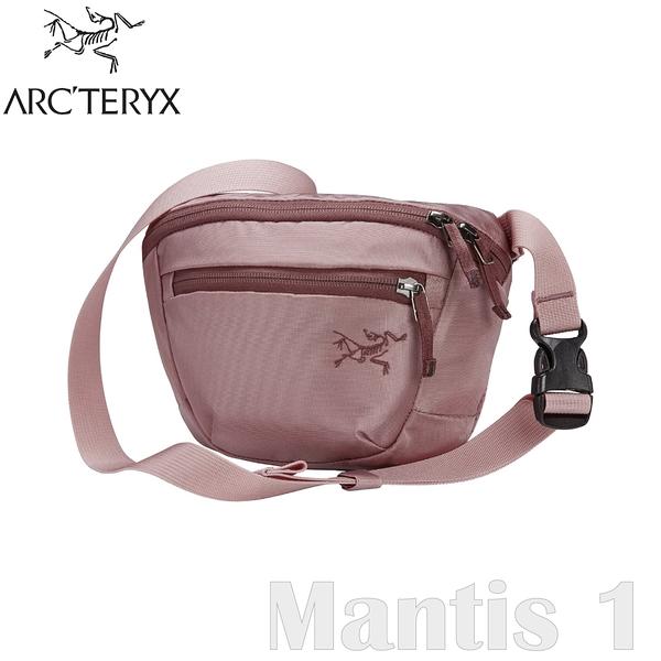 【ARC'TERYX 始祖鳥 Mantis 1L 多功能腰包《小粉紅》】25817/肩背包/隨身包/出國旅行