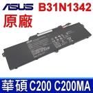華碩 ASUS B31N1342 3芯 原廠電池 C200 C200M C200MA