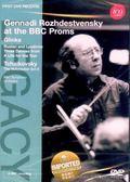 【正版全新DVD清倉 4.5折】【ICA Classics】Rozhdestvensky At The Proms 羅傑史特汶斯基在逍遙音樂節