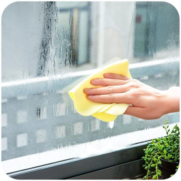 [超豐國際]仿鹿皮抹布洗碗巾吸水不掉毛擦地擦玻璃清潔毛巾廚房洗碗布