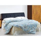 床架 AT-382-3A 威爾森6尺雙人床 (床頭+床底)(不含床墊) 【大眾家居舘】