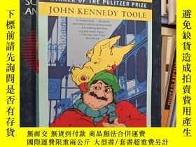 二手書博民逛書店A罕見Confederacy of DUNCES(英文原版)Y19246 JOHN KENNEDY TOOLE