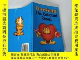二手書博民逛書店Garfield罕見:The Reluctant Romeo 加菲貓:不情願的羅密歐Y200392