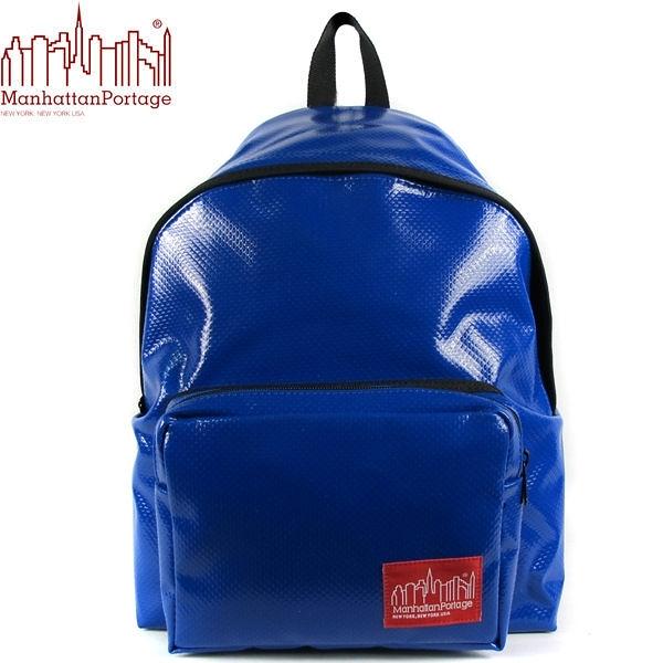Manhattan Portage 曼哈頓 後背包 朝流經典款 1210-VL-NVY 藍色 得意時袋
