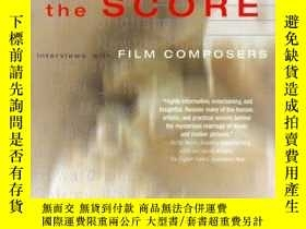 二手書博民逛書店The罕見Score: Interviews With Film ComposersY255562 Micha
