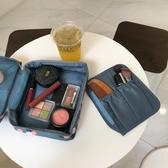 馨幫幫2019新款外出收納包收納袋大容量便攜簡約化妝包男女洗漱包 快速出貨