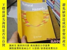 二手書博民逛書店natural罕見hazards 2012 vol 60 no3