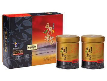免運(超商取貨)~二盒~日月潭~精選~阿薩姆~紅茶禮盒---南投縣魚池鄉農會