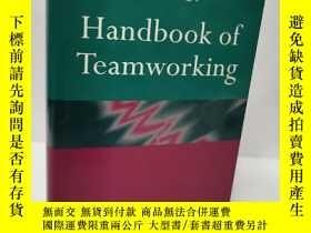 二手書博民逛書店Handbook罕見of Teamworking 團隊工作手冊 館藏書Y22565 Gower Publish