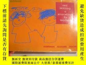 二手書博民逛書店REAL罕見LEARNING A SOURCEBOOK FOR