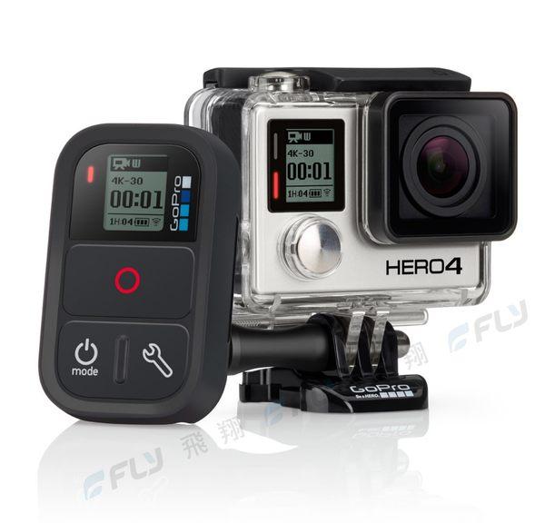 《飛翔3C》GoPro ARMTE-002 Wi-Fi 智能遙控器〔公司貨〕適用 HERO5 HERO6 HERO7