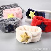 兒童圍脖1-2歲男寶寶圍巾保暖加厚春秋女童嬰兒圍巾套脖冬季   莫妮卡小屋