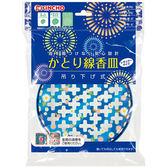 日本金鳥 KINCHO 吊掛式蚊香盤(1入)【小三美日】