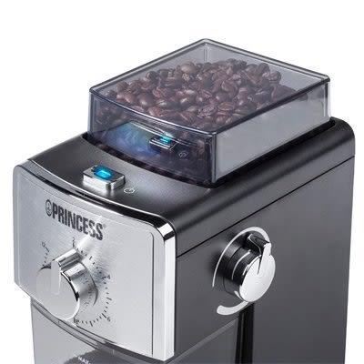 《送清潔海綿》【荷蘭公主PRINCESS】 專業級咖啡磨豆機 242197