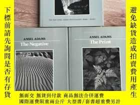 二手書博民逛書店Ansel罕見Adams The Camera、 Print (