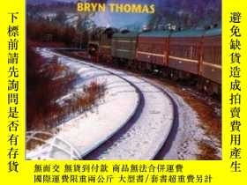 二手書博民逛書店Trans-siberian罕見HandbookY255562 Bryn Thomas Trailblazer