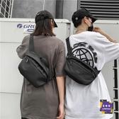 後背包 日系新款斜背包男女學生單肩包簡約潮流後背包時尚手提背包韓 外出必備