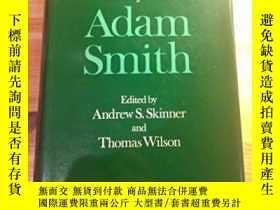 二手書博民逛書店Essays罕見On Adam SmithY364682 Andrew S. Skinner Oxford U