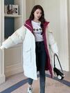 冬裝羽絨棉服女裝2021新款棉衣韓版ins棉襖中長款加厚冬季外套潮 魔法鞋櫃