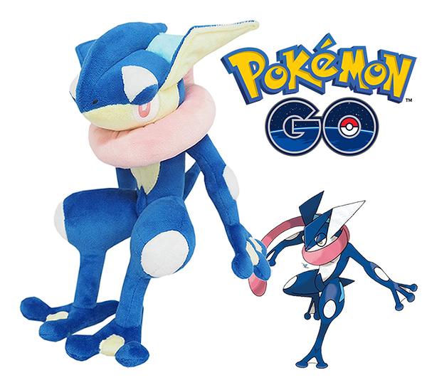 甲賀忍蛙 絨毛玩偶 Pokemon 寶可夢 神奇寶貝 日本正品 S號娃娃 該該貝比日本精品 ☆