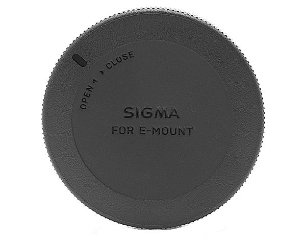 【】SIGMA LCR-II REAR CAP 原廠鏡頭後蓋 for SONY E-MOUNT rear cap