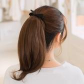 假馬尾-綁帶式內彎短髮無痕女假髮4色73rr52[巴黎精品]
