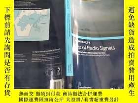 二手書博民逛書店ADMIRALTY罕見List of Radio signals海軍部無線電信號表Y351232