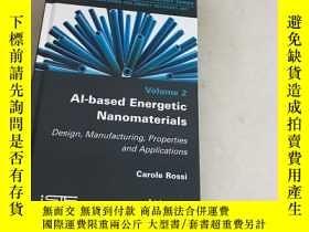 二手書博民逛書店AI罕見based Energetic Nanomaterial
