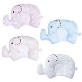 透氣枕 小象U型護頭枕 定型枕 3D透氣網眼兒童防扁頭枕 塑型枕 ABY6025 好娃娃