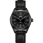 Hamilton 漢米爾頓 卡其野戰系列日曆機械錶-黑/42mm H70695735