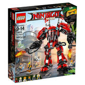 樂高LEGO 忍者火焰機甲人 旋風忍者電影系列NINJAGO MOVIE 70615