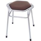 餐椅 FB-853-10 咖皮蜂巢椅【大眾家居舘】